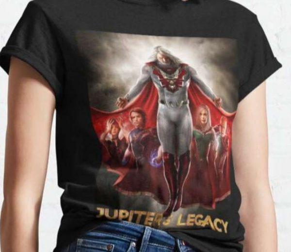 Jupiter's Legacy Season 2 t shirt hoodie sweater tank top