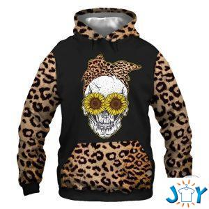 things about this woman a crazy mom leopard d hoodie
