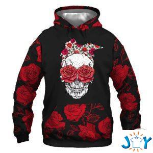 things about this woman a crazy mom roses flower d hoodie