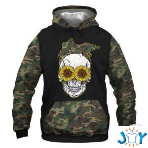 things about this woman a crazy mom skull camo d hoodie