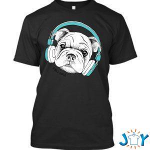 bulldog shar pei pug puppy the dog t shirt