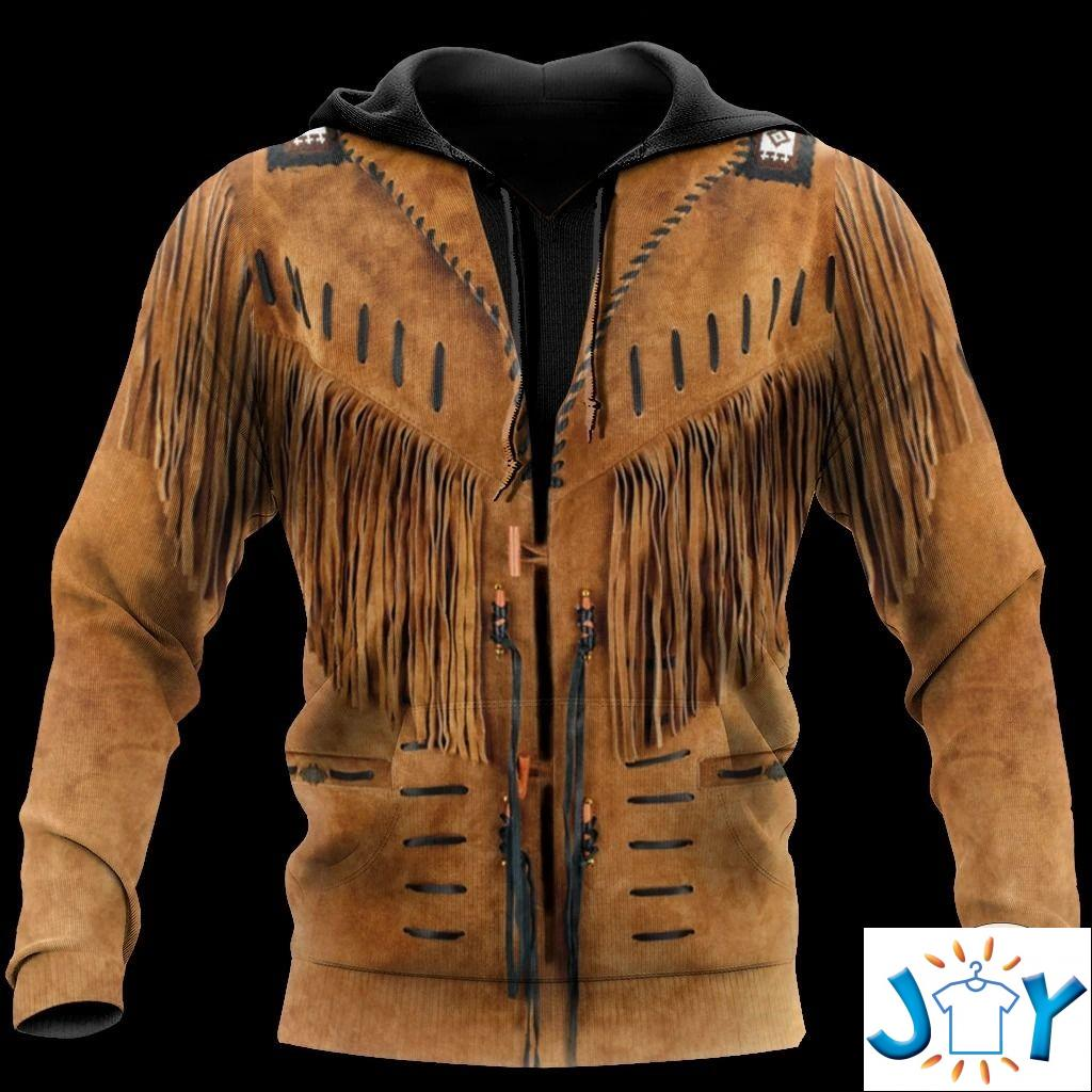 Cowboy Cosplay 3D All Over Print Hoodies