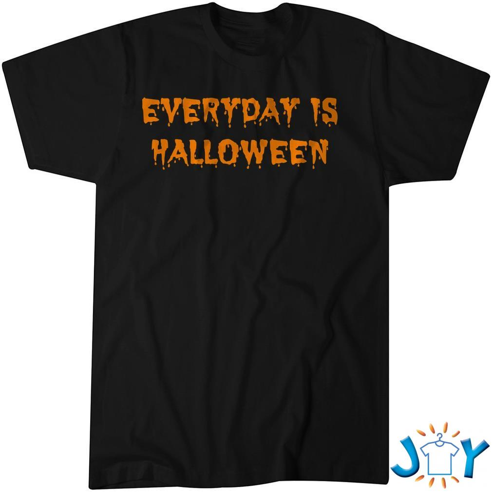 Everyday Is Halloween Fitted Shirt