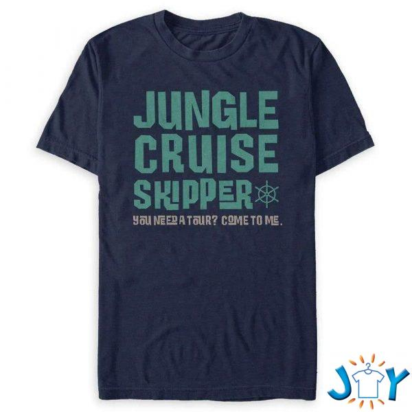 fifth sun mens tee shirt disney jungle cruise M