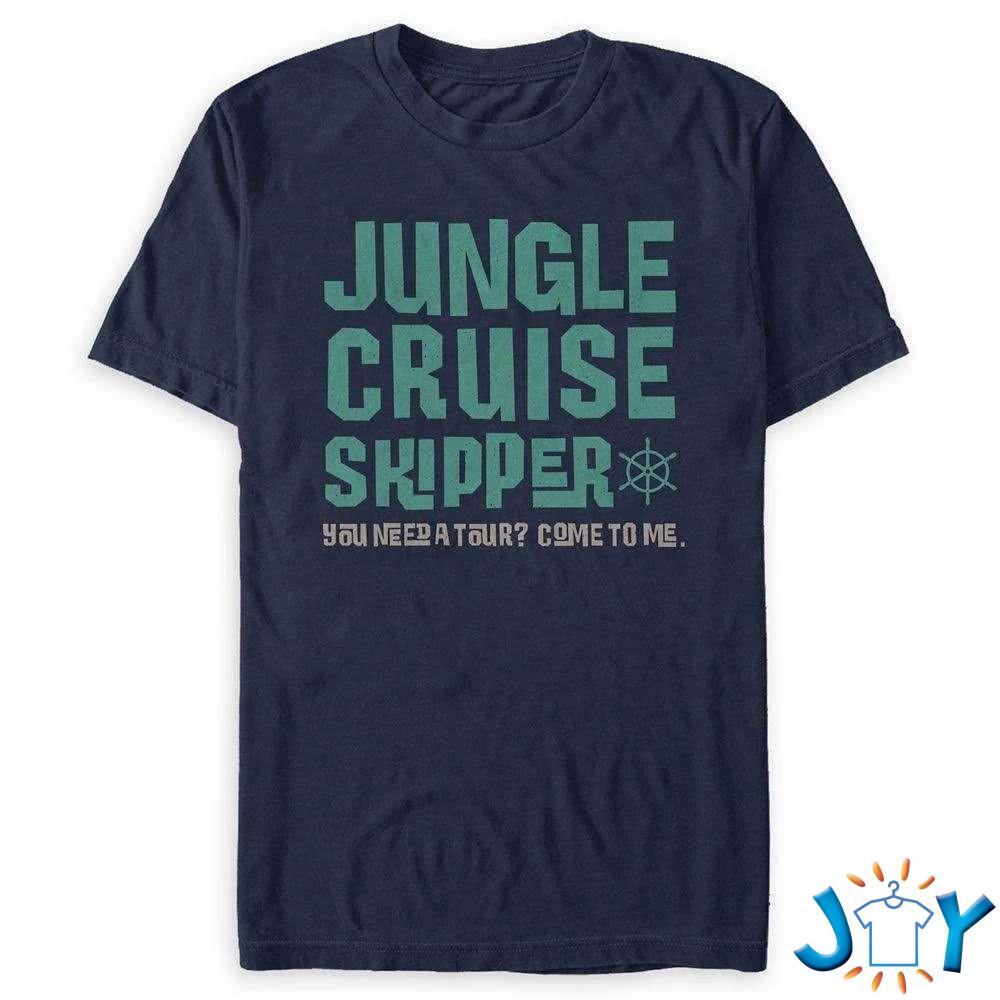 Fifth Sun Men'S Tee Shirt Disney Jungle Cruise