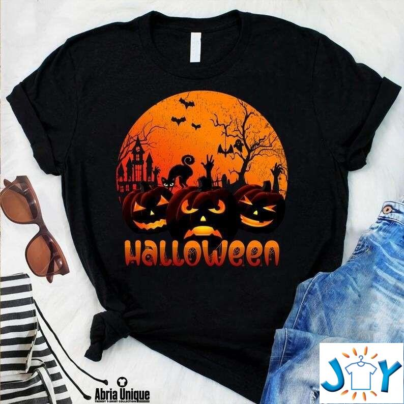 Funny Halloween Witches Party Unisex T-Shirt