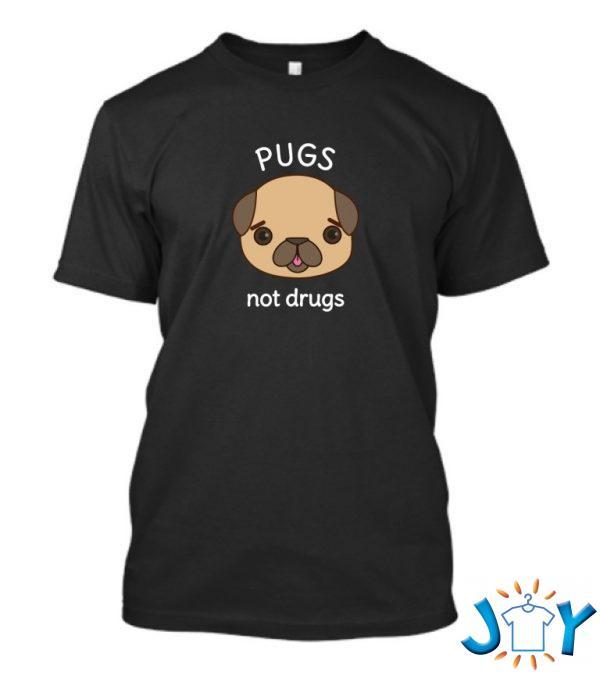 funny pug pun t shirt