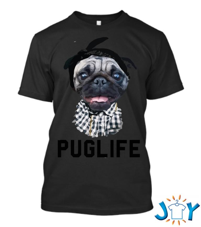 Goodie Two Sleeves Puglife T Shirt
