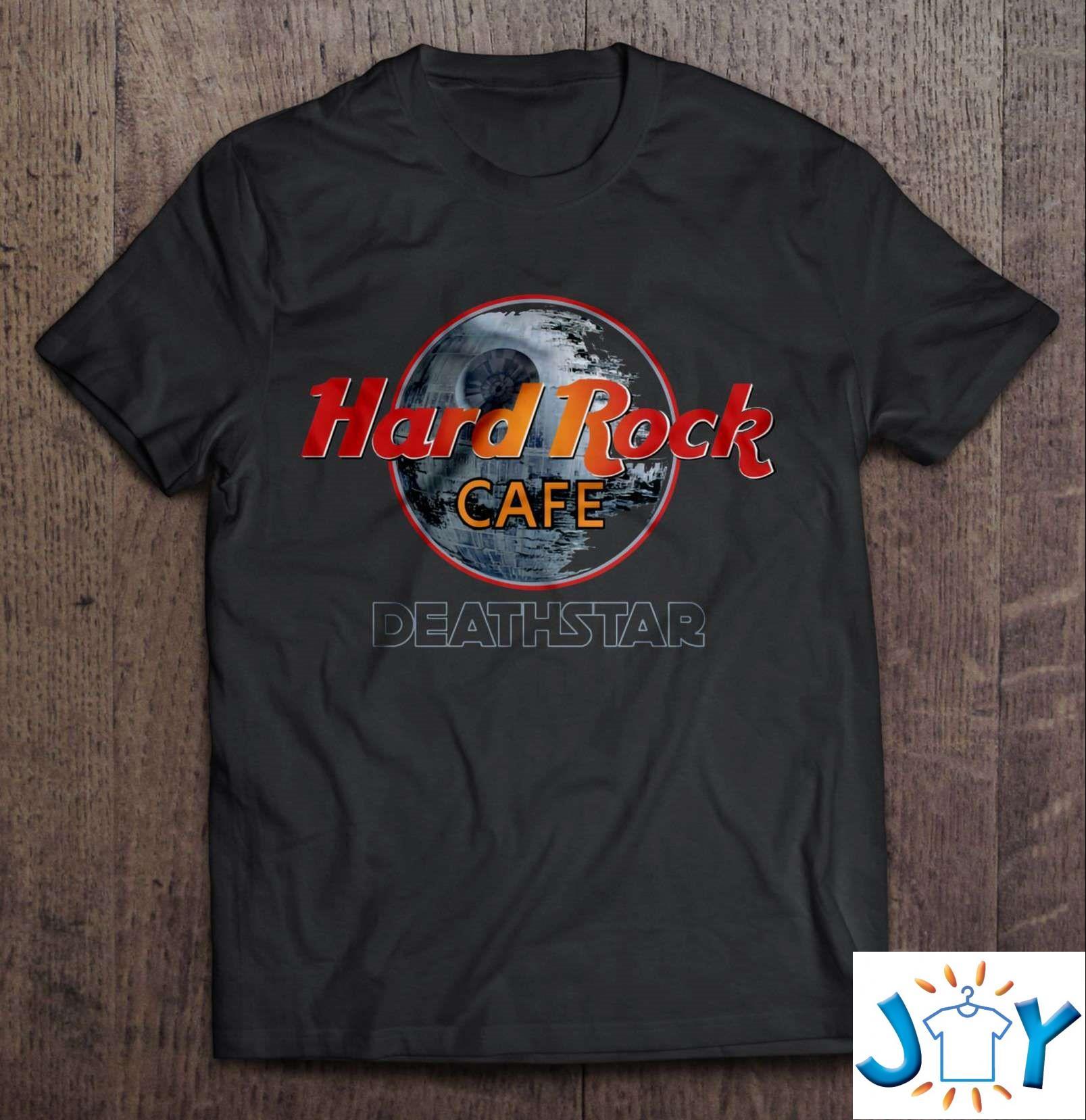 Hard Rock Cafe Deathstar Classic T-Shirt