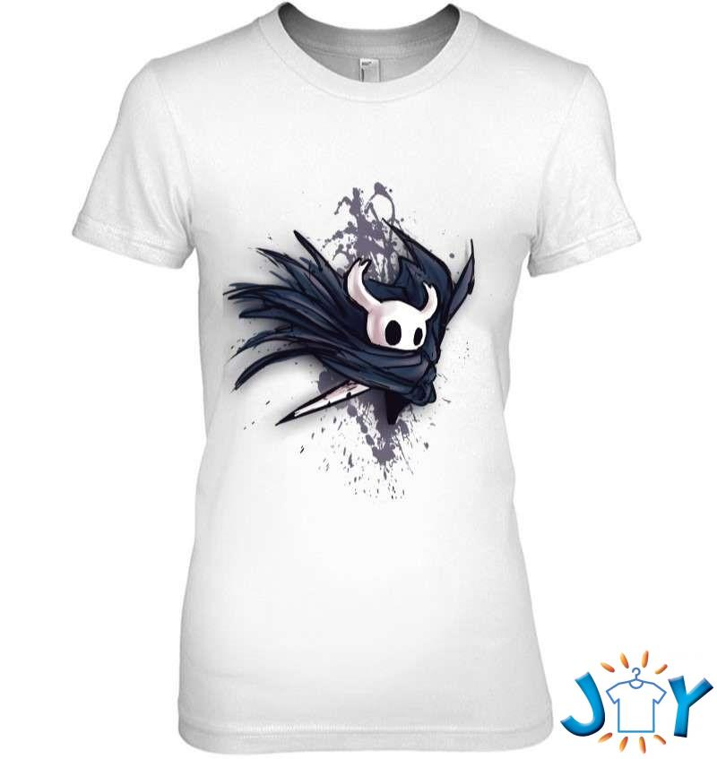 Hollows Knights Action Adventure Game T-Shirt