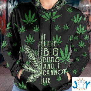 i like big buds and i cannot lie weed d hoodie