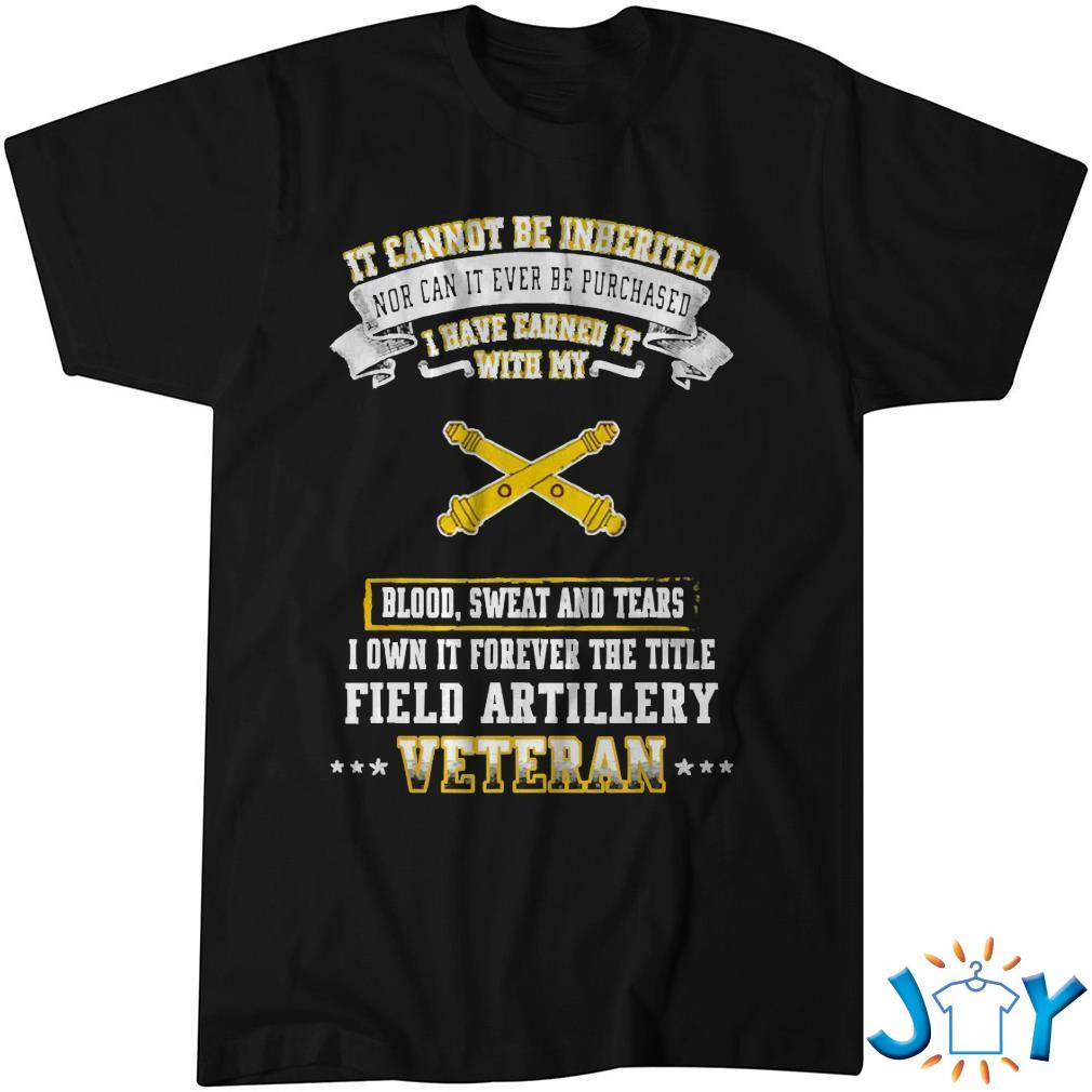 It Cannot Be Inherited Nor Can It Ever Be Purchase Shirt