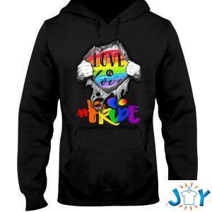 love is love lgbt pride shirt hoodie v neck