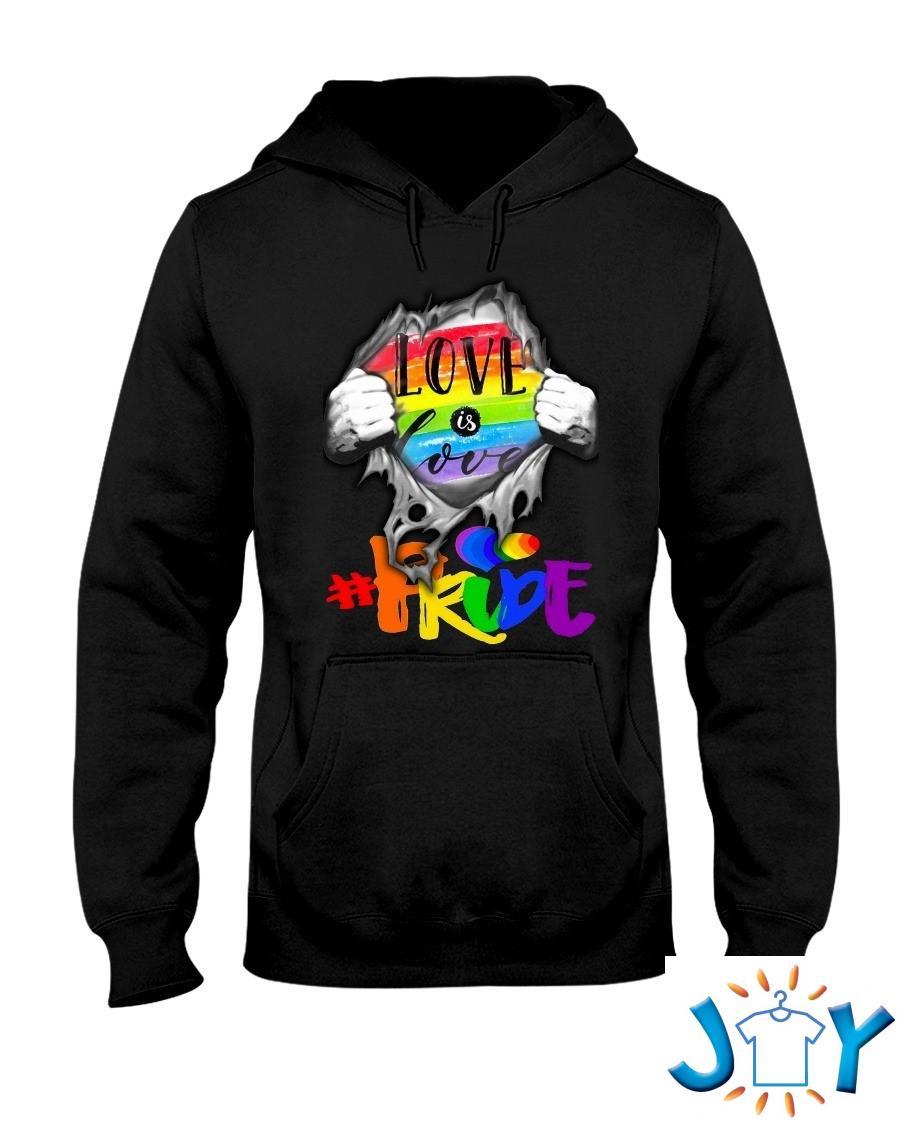 Love is Love LGBT pride shirt, hoodie, v-neck
