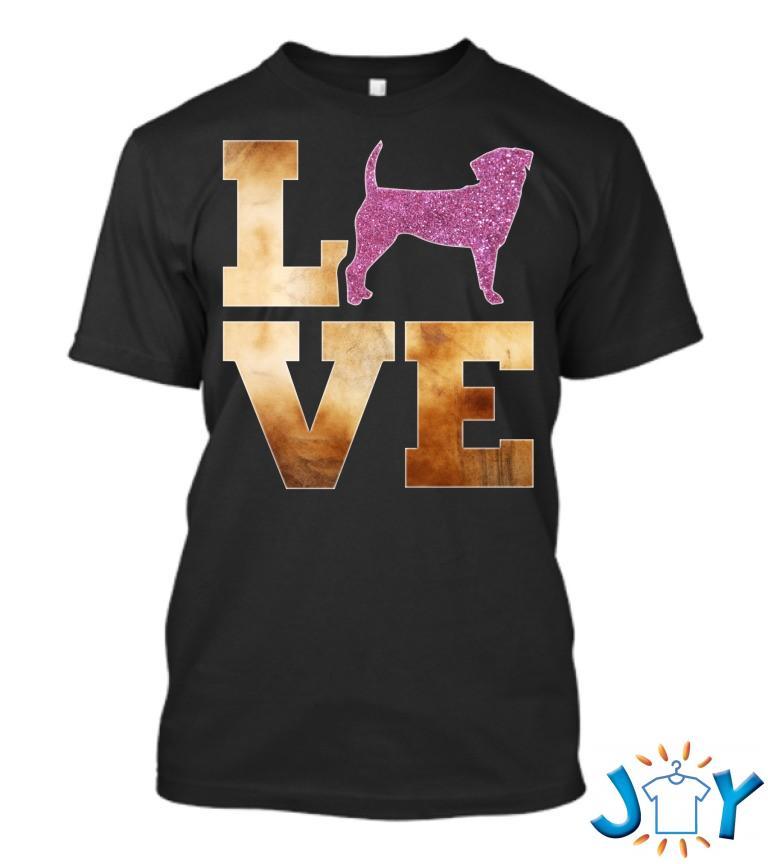 Love Puggle T Shirt