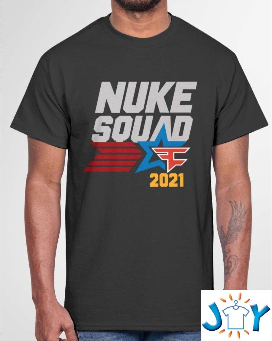 Nuke Squad Merch Classic Shirt