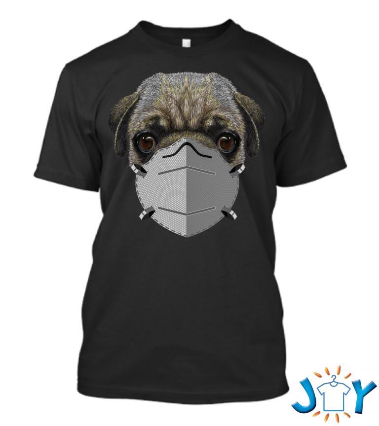 Paramedic Pug Dog T Shirt
