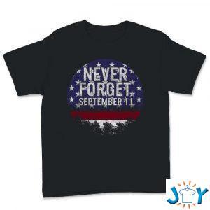 patriot day never forget september  attacks   memorial shirt M
