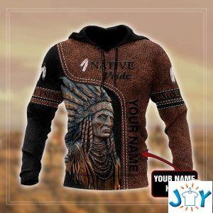 personalized native american d hoodies sweatshirt and shirt