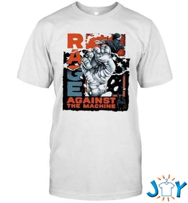 Rage Against The Machine Black Lives Matter Unisex T-Shirt