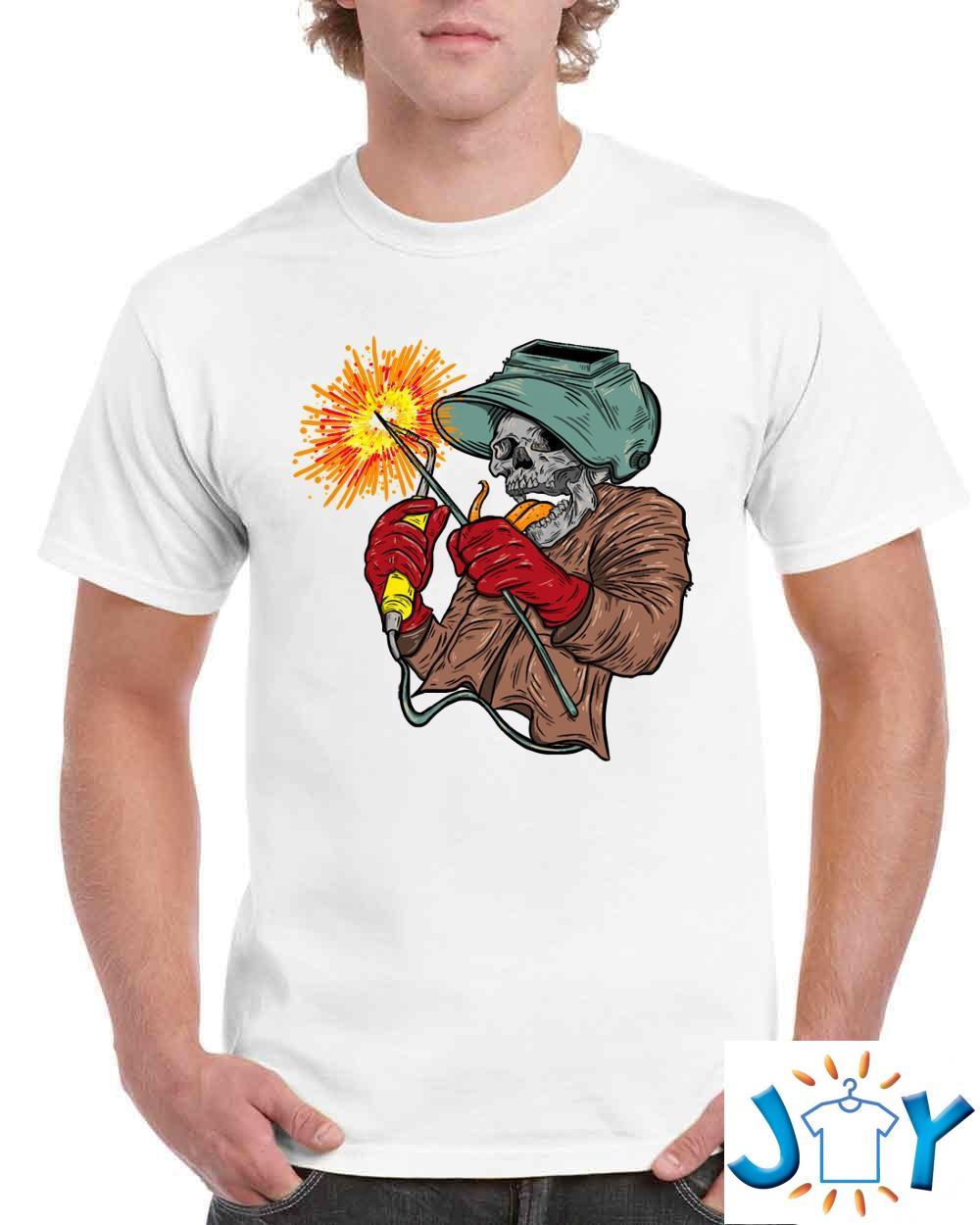 Welder Skull Essential Shirt