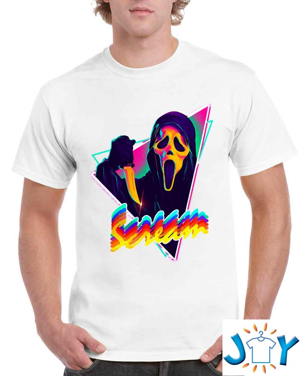 What's your favorite scary movie shirt