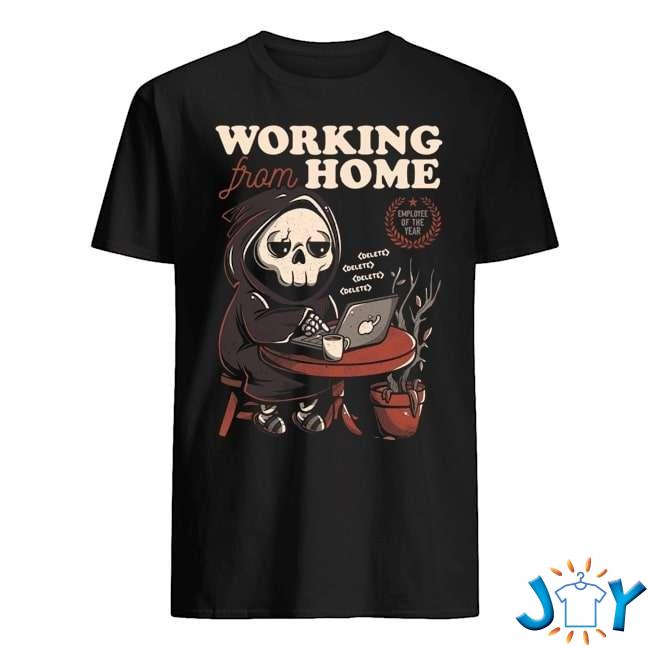 Working from home Hooded Sweatshirt T-Shirt