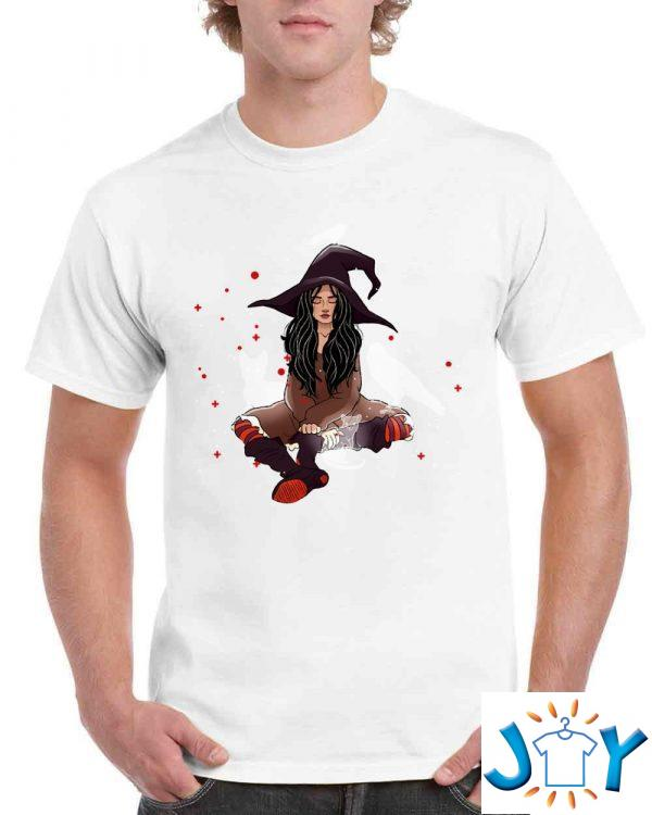 your empathy and kindness are their own forms of magic witch shirt M