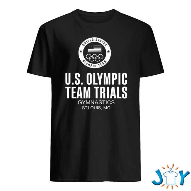 Youth USA Gymnastics Olympic Team Trials Cotton Shirt